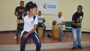 'Ruta negra' para visibilizar a la población afroguajira