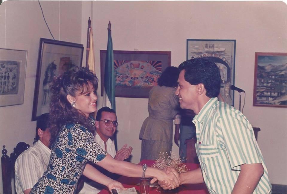Imagen de archivo suministrada por José Atuesta Mindiola