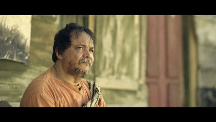 Plácido, interpretado por John Bolívar Acosta