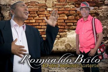 Mis hijos musicales son mis canciones: Romualdo Brito