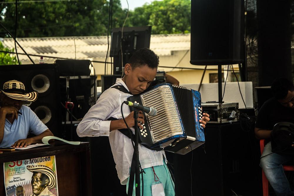 Imagen de archivo Fundación Festival Pedazo de Acordeón.