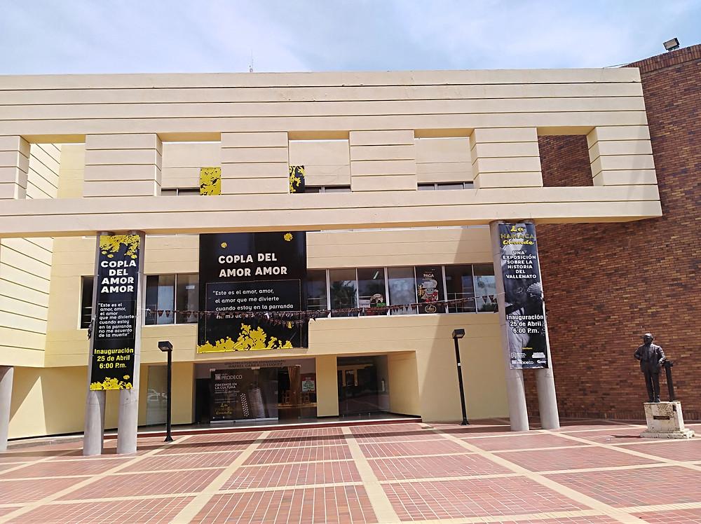 Biblioteca Deparrtamental Rafael Carrillo Luquez. Foto Mariaruth Mosquera.