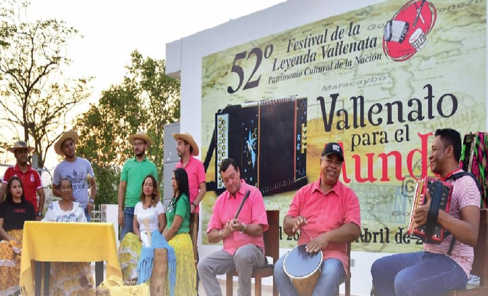 Foto Cortesía Festival de la Leyenda Vallenata