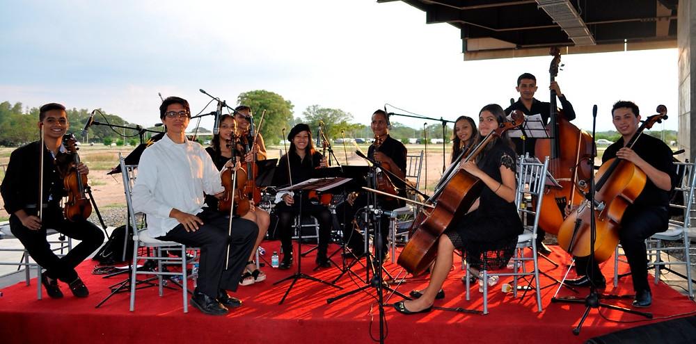 Filarmónica del Cesar. Foto Cortesía