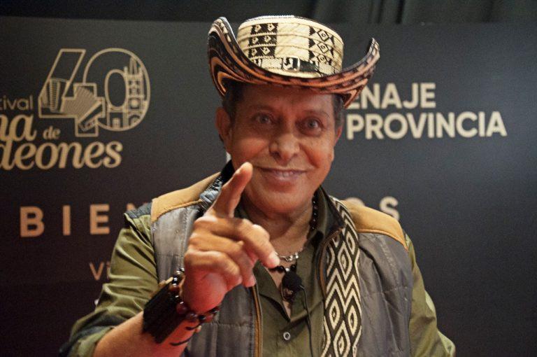 Egidio Cuadrado, homenajeado en Villanueva