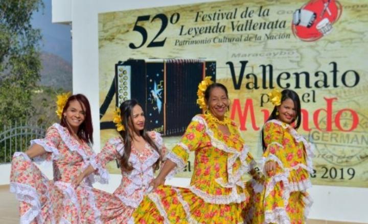Imagen cortesía Fundación Festival de la Leyenda Vallenata