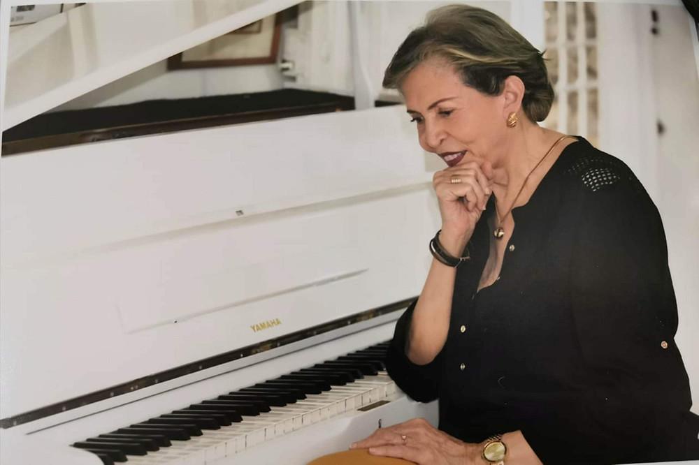 Rita Fernández Padilla. Foto Cortesía.