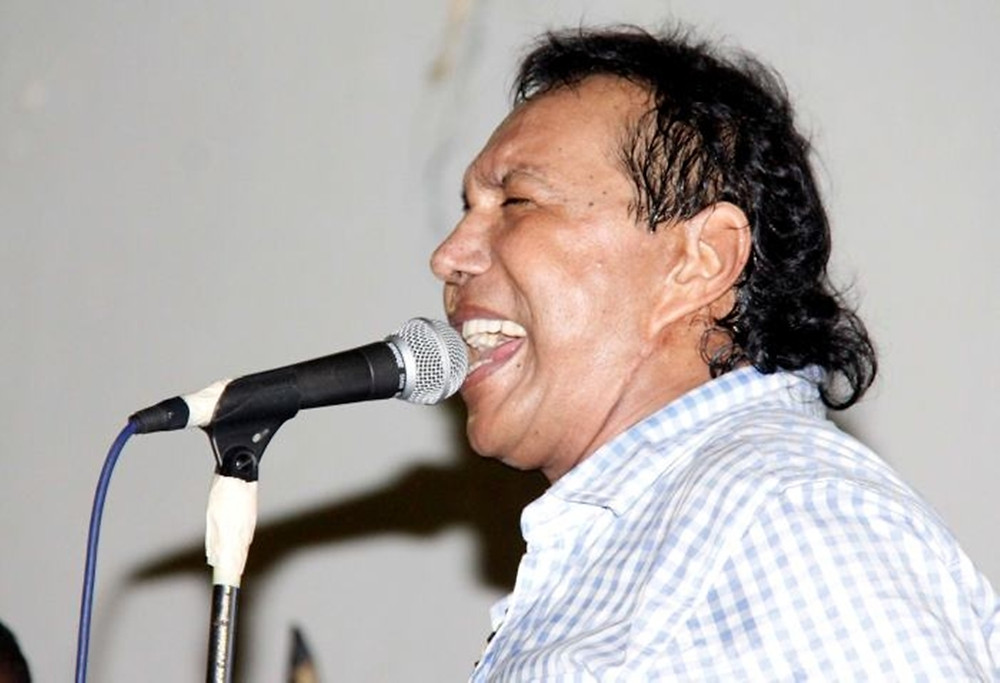 Diomedes Díaz. Foto Cortesía