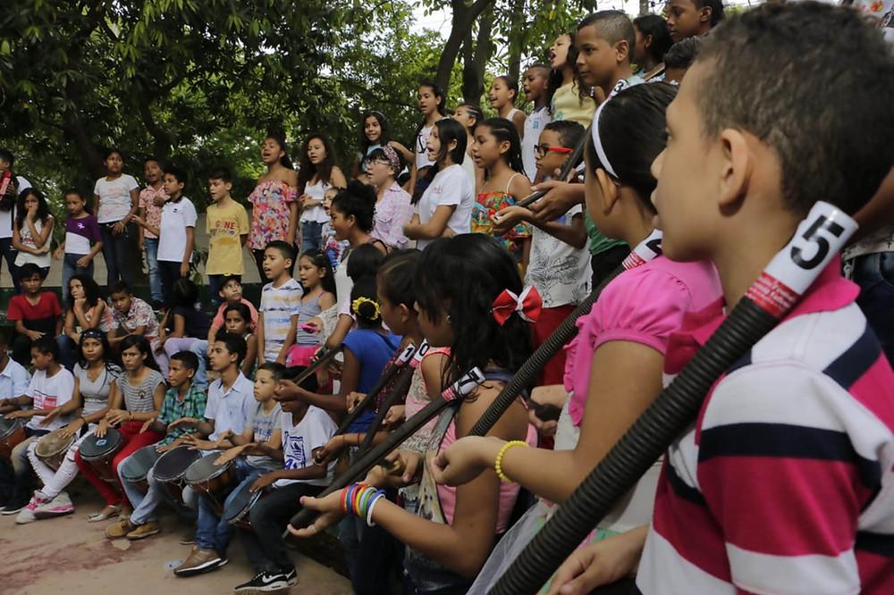 Imagen suministrada por la Fundación Festival de la Leyenda Vallenata