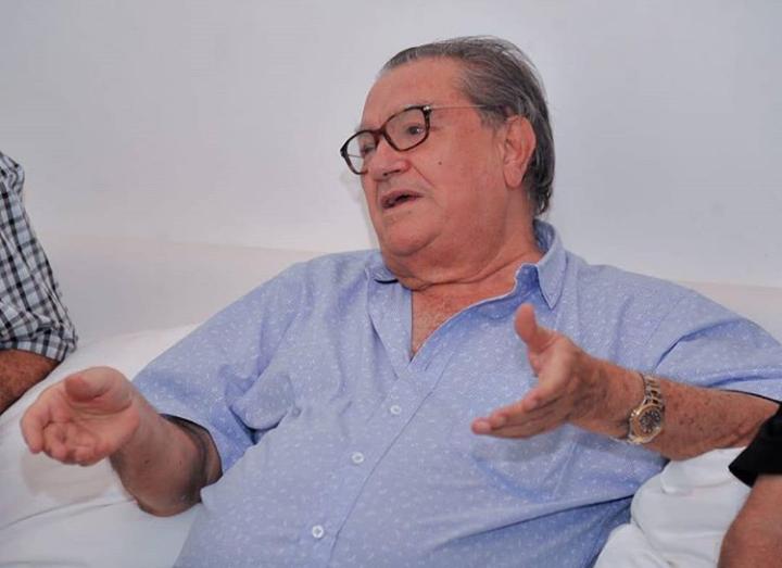 Darío Pavajeau Molina, homenajeado.