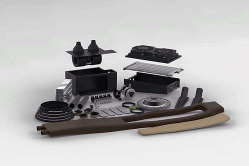 Kit Ar-condicionado RV-10