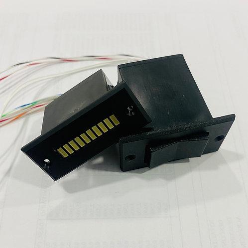 Botão e indicador em LED Ray Allen
