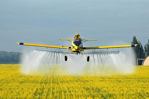 Quadro Air Tractor Aplicação