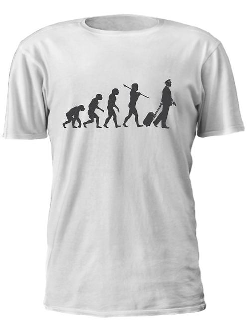Camisa Evolution