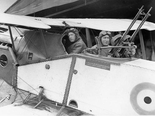 Quadro Pilotos WW1