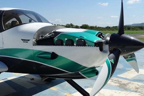 Defletoras para aeronaves da linha Van's Aircraft
