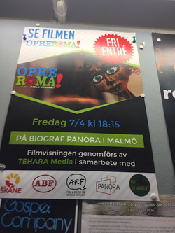 Malmo (Svezia) 7 aprile 2017