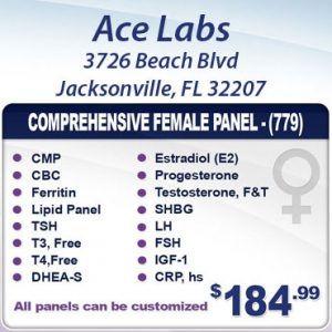 Comprehensive Female Panel