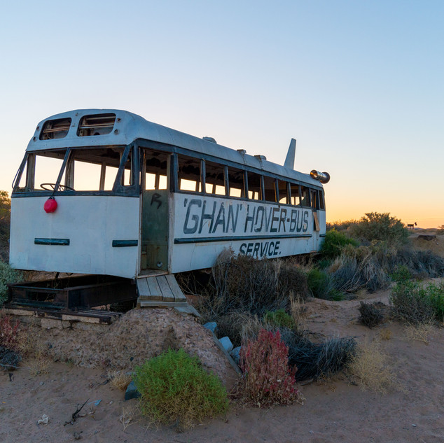 Ghan Hover Bus