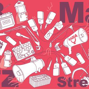 Streikradia am 8.März!
