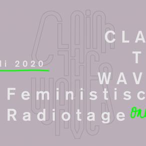 Claim the Waves Feministische Radiotage