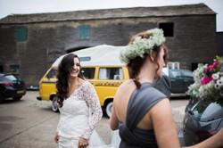 The Beautiful Bridesmaid too!!
