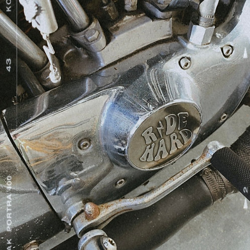 REVIVAL RIDE HARD MOTORCYCLE TIMING COVER