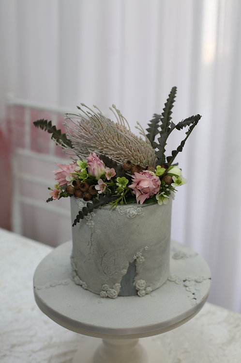 Soft Banksia Topper