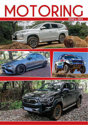 Motoring Issue 1 2020