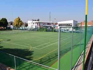 Turftech's multi-sports facility brings sporting excellence to Laerskool Wierdapark