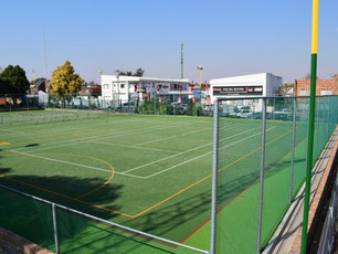 Turftech's multi-sports facility brings sporting excellence to Laerskool Wierdapark