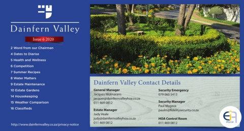 Dainfern Valley Issue 6 2020