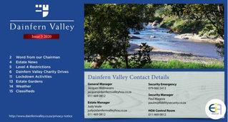 Dainfern Valley Issue 3 2020