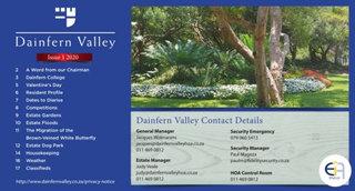 Dainfern Valley Issue 1 2020