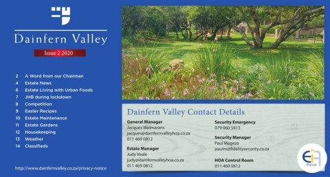 Dainfern Valley Issue 2 2020