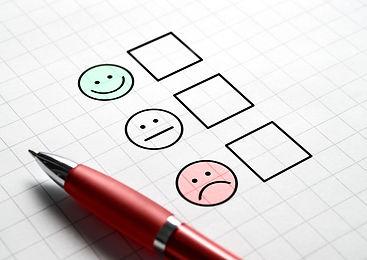 Customer satisfaction survey and questio