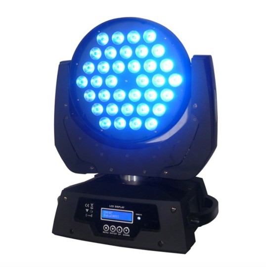 Moving Head LED Wash SGM Idea 300