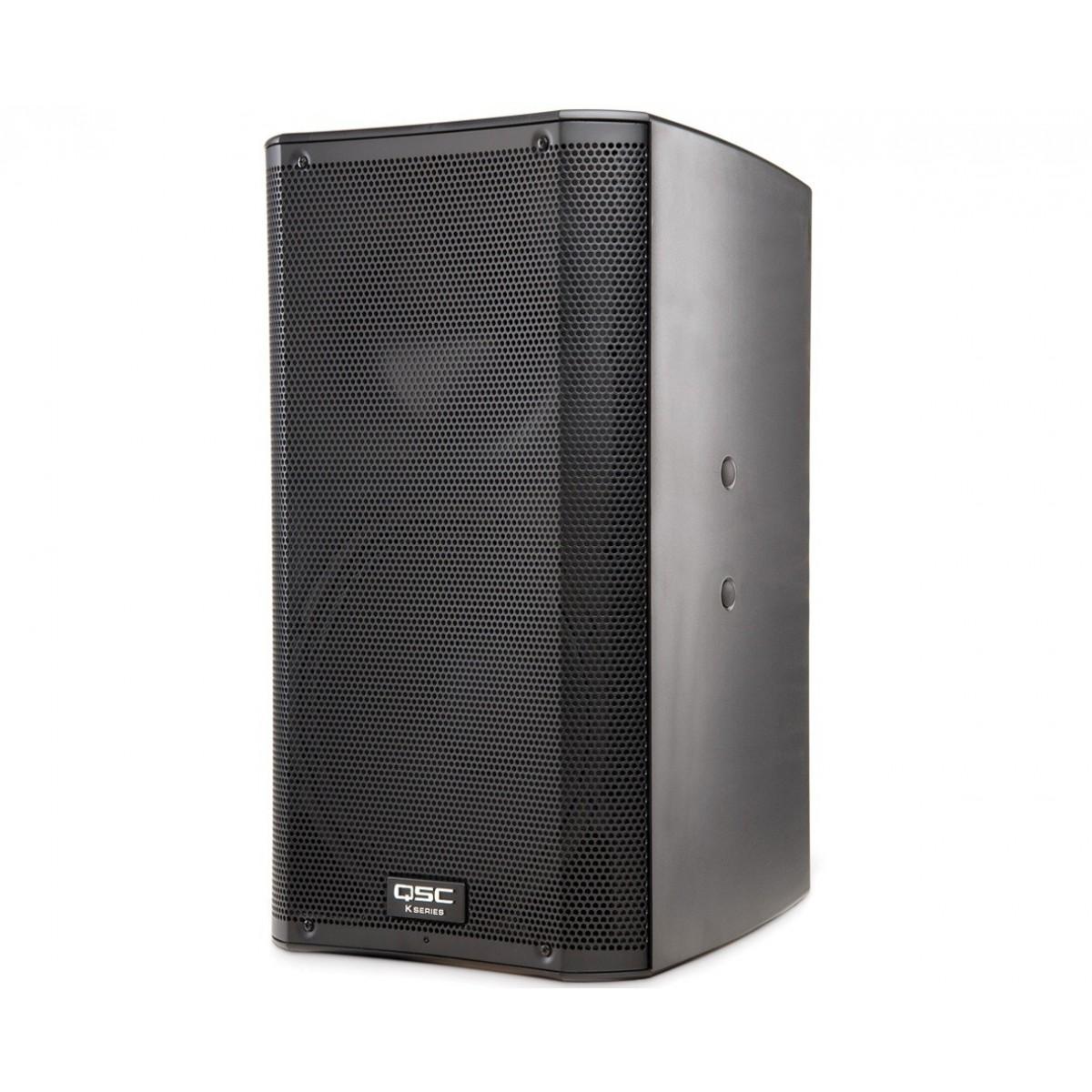 Caixa Acústica QSC K8, K10 e K12