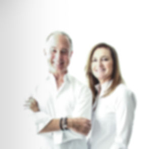Michael Rafakyo and Gina Battiste
