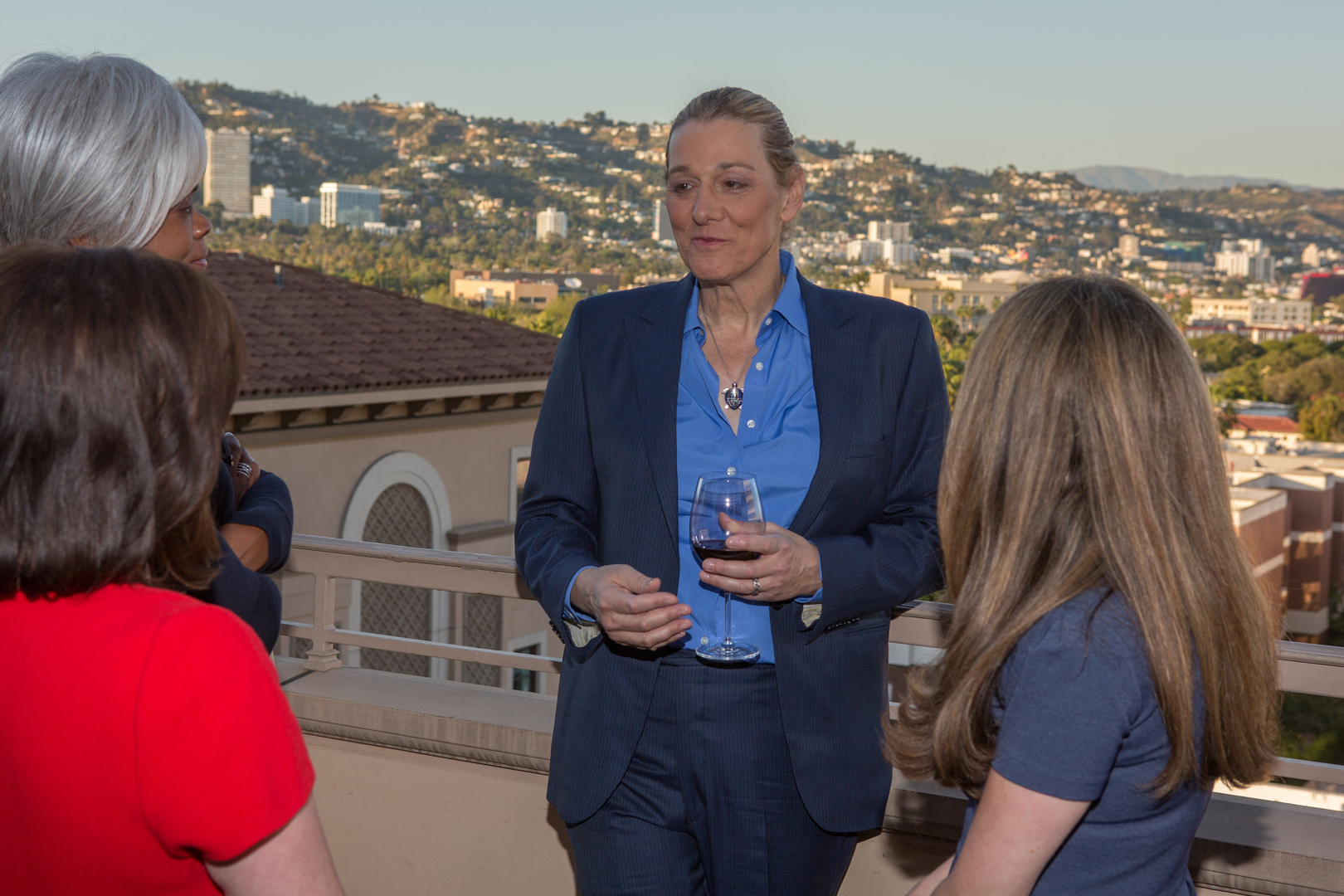 Dr. Martine Rothblatt Dinner