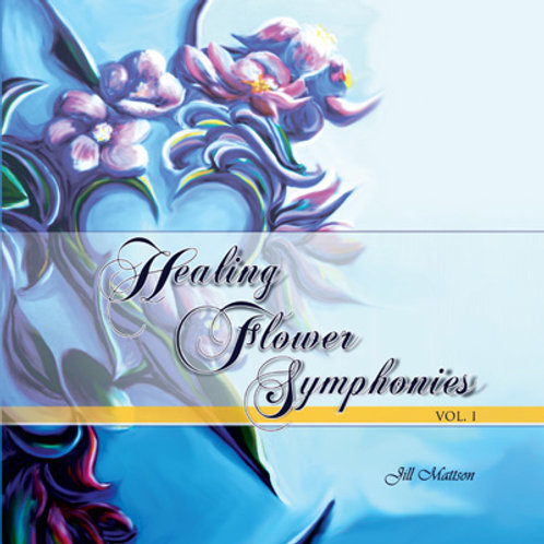 Healing Flower Symphonies Vol 1: Rock Rose Flower