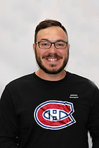 Our Athletic Therapist Chris D. is also consultant to the Montreal Canadians!