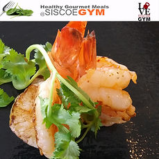 NUTRITION accounts for 75% of your success at siscoegym