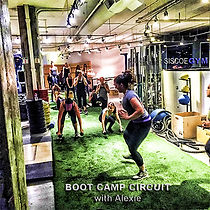 bootcamp at siscoegym
