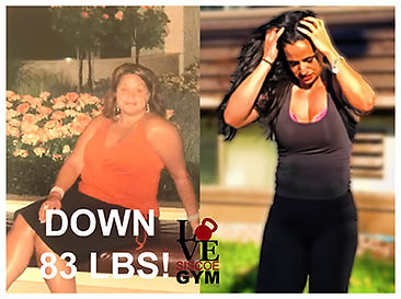 weight loss program at siscoe gym