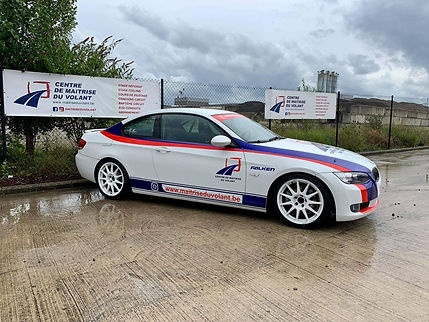 BMW Drift 330i