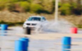Stage Maîtrise automobile sur piste privée au Centre de Maîtrise du Volant