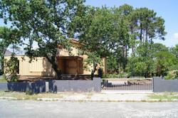 Belvédère pour une maison sur le lac de Lacanau