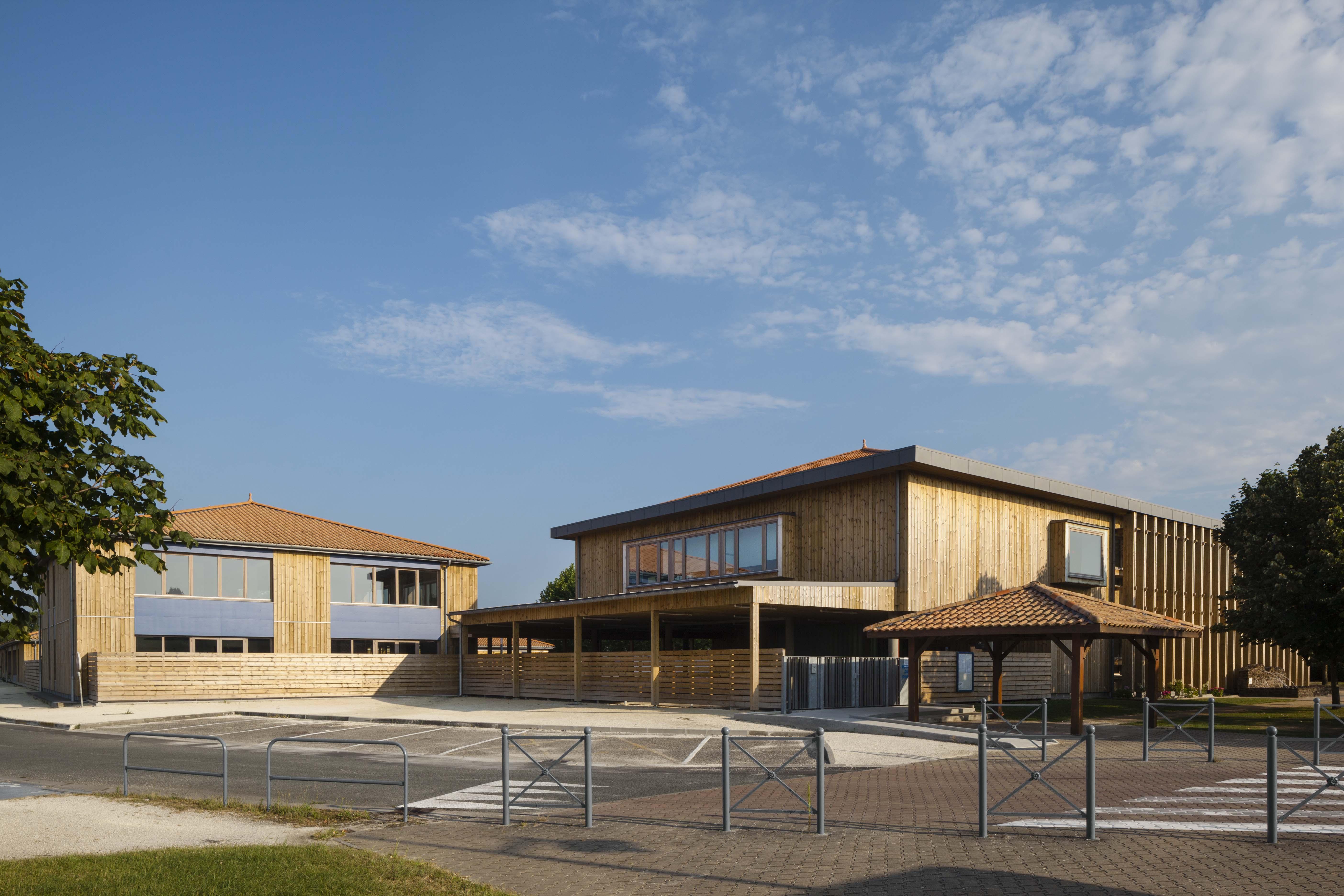 Ecole élémentaire du Delta du Teich