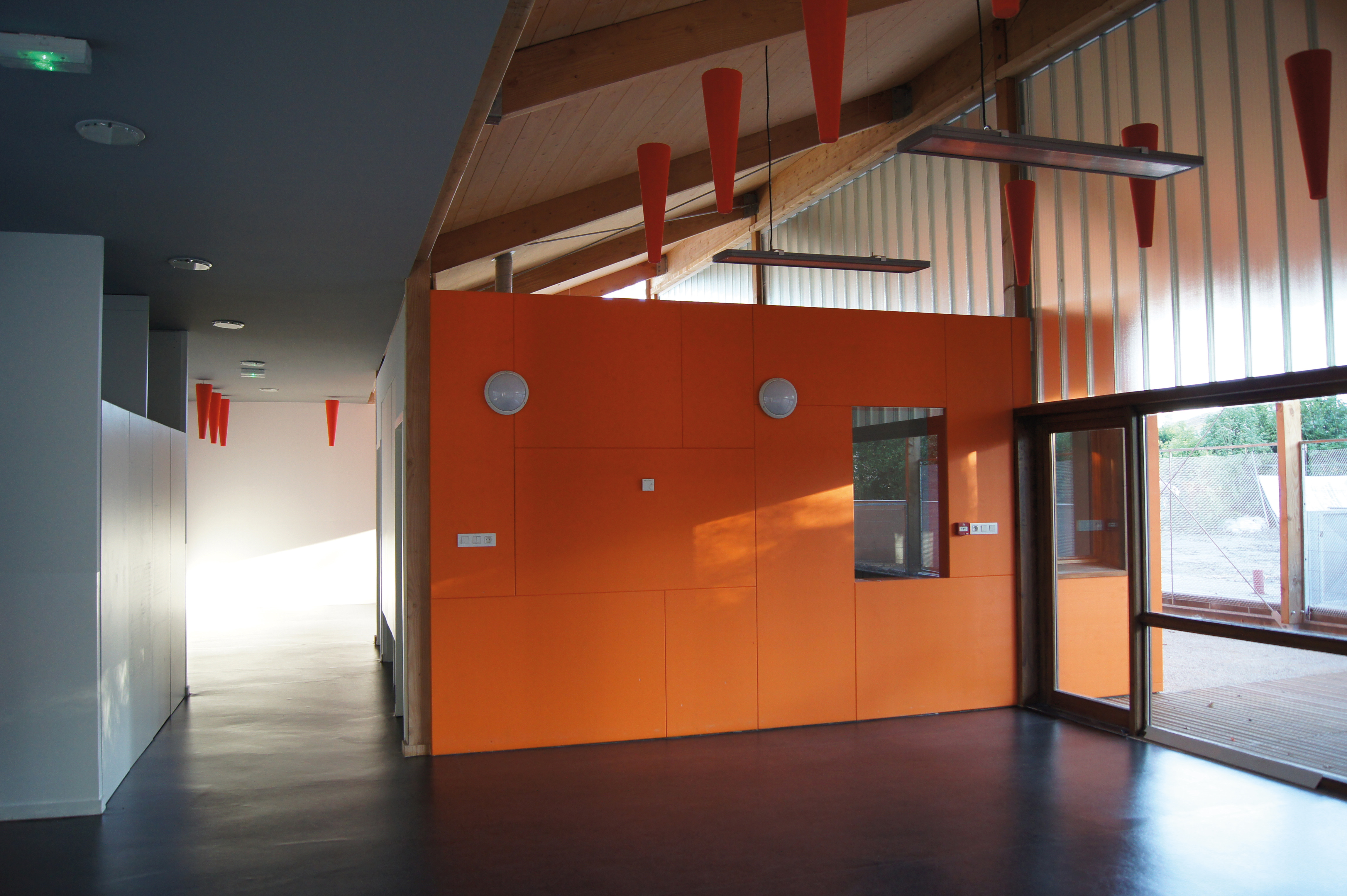 Maison de la petite enfance à Carbon-Blanc